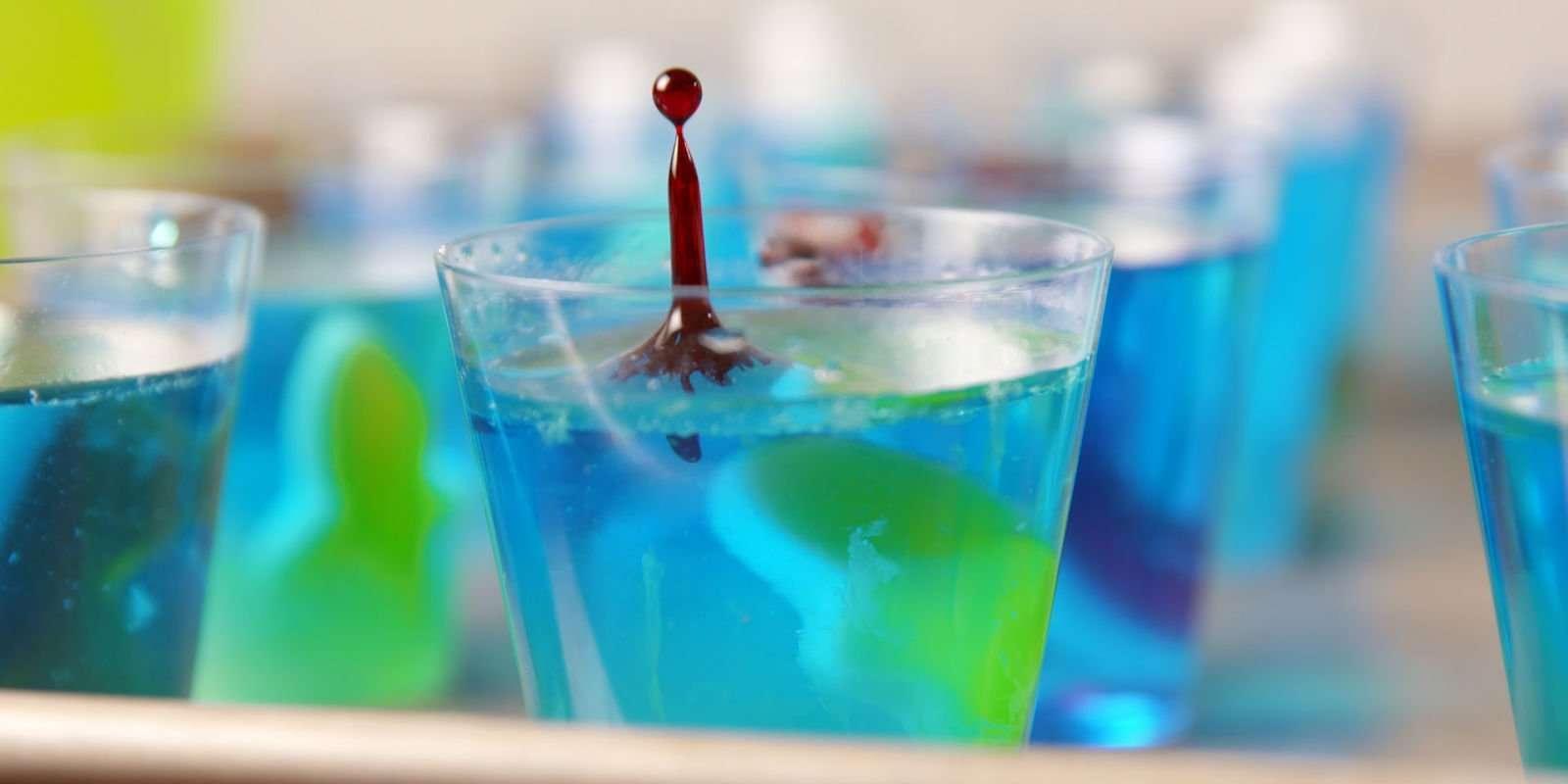 jello shots gelatine alcoliche
