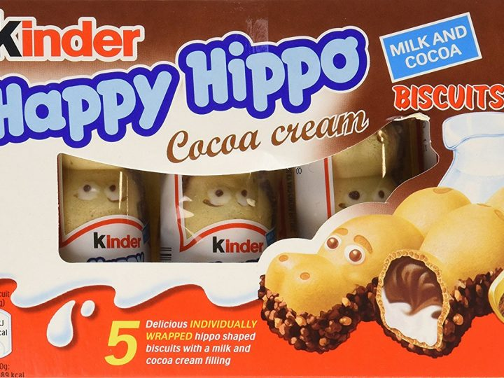 Kinder Happy Hippo: una storia