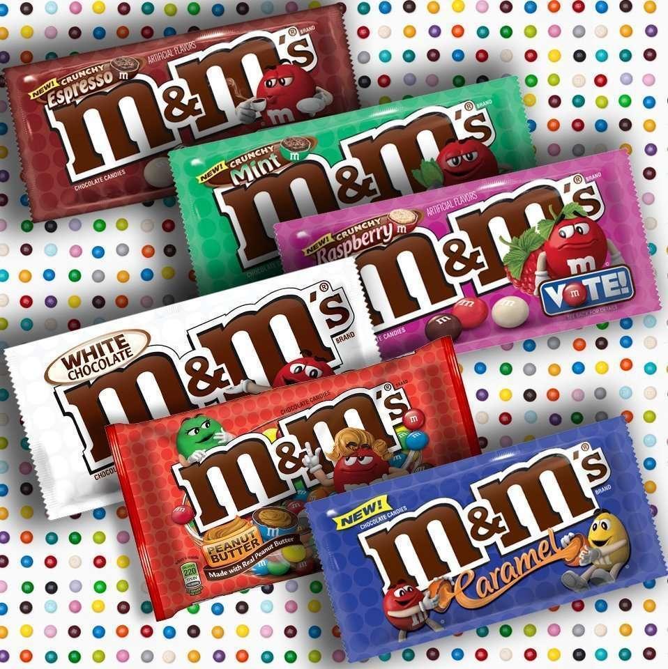 Calendario Avvento Mms.M M S Gift Box 5 1 In Regalo