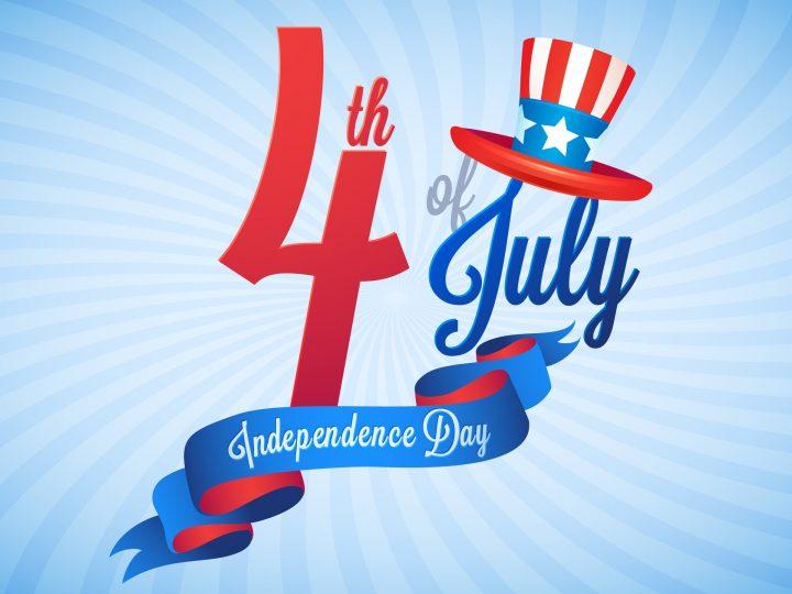 Festeggia l'Indipendence Day con gusto!