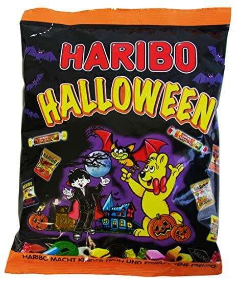 Calendario Avvento Haribo.Halloween Haribo Candy Mix Mix Di Caramelle Halloween