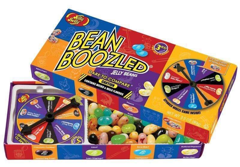 Jelly belly rischia gioco