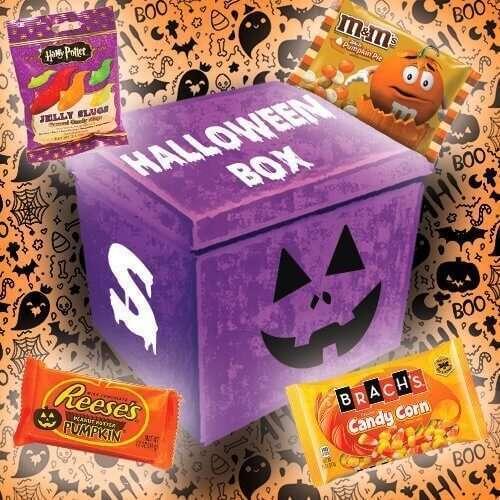 Snack Halloween