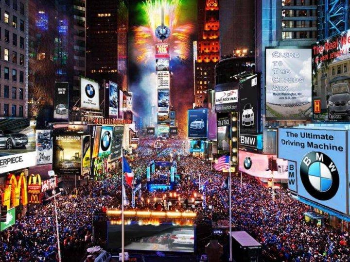 Capodanno a Times Square: i migliori negozi di caramelle a New York