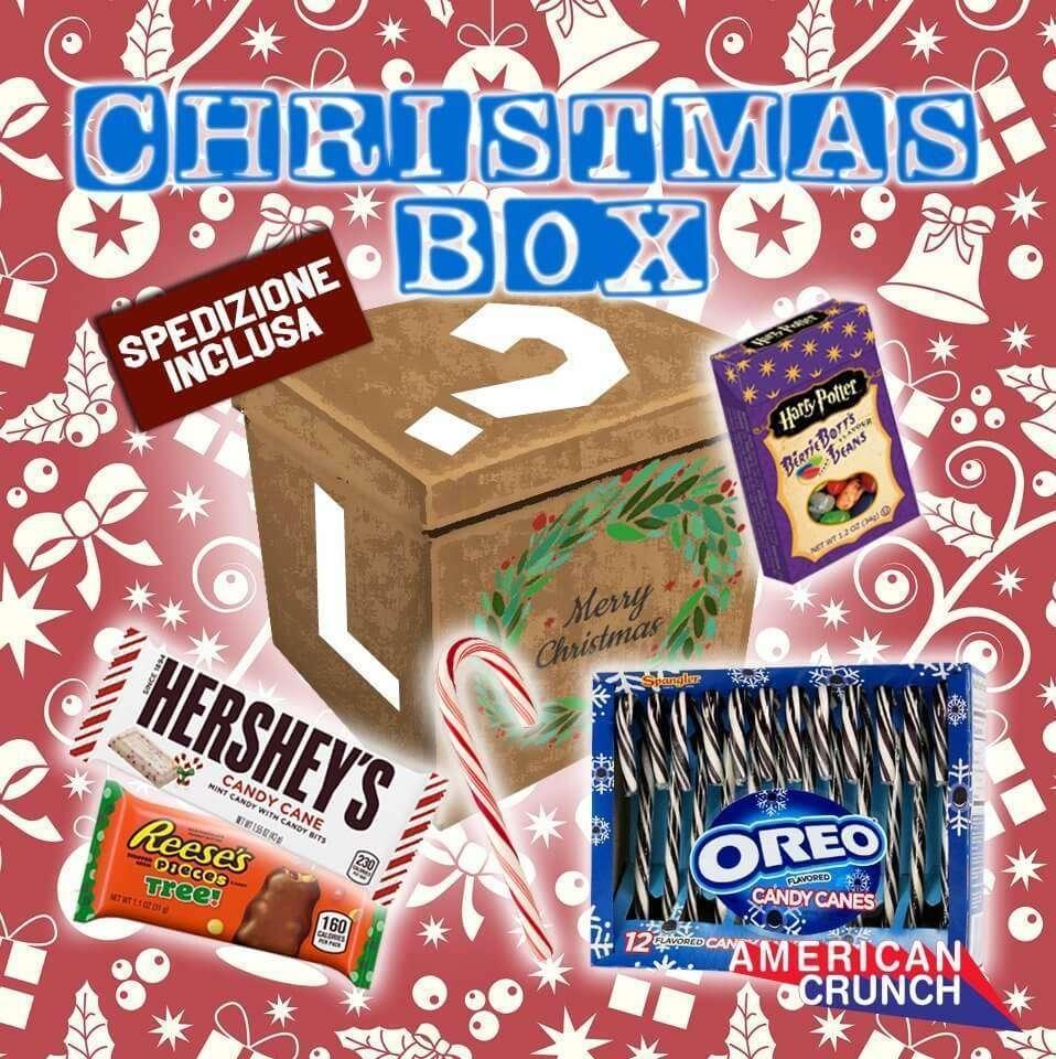 low priced 84754 a45e1 Christmas American Box - Large - Spedizione Gratuita