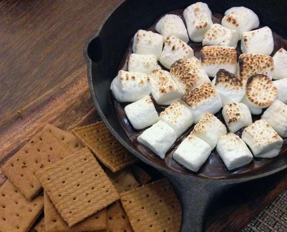 marshmallow arrostiti
