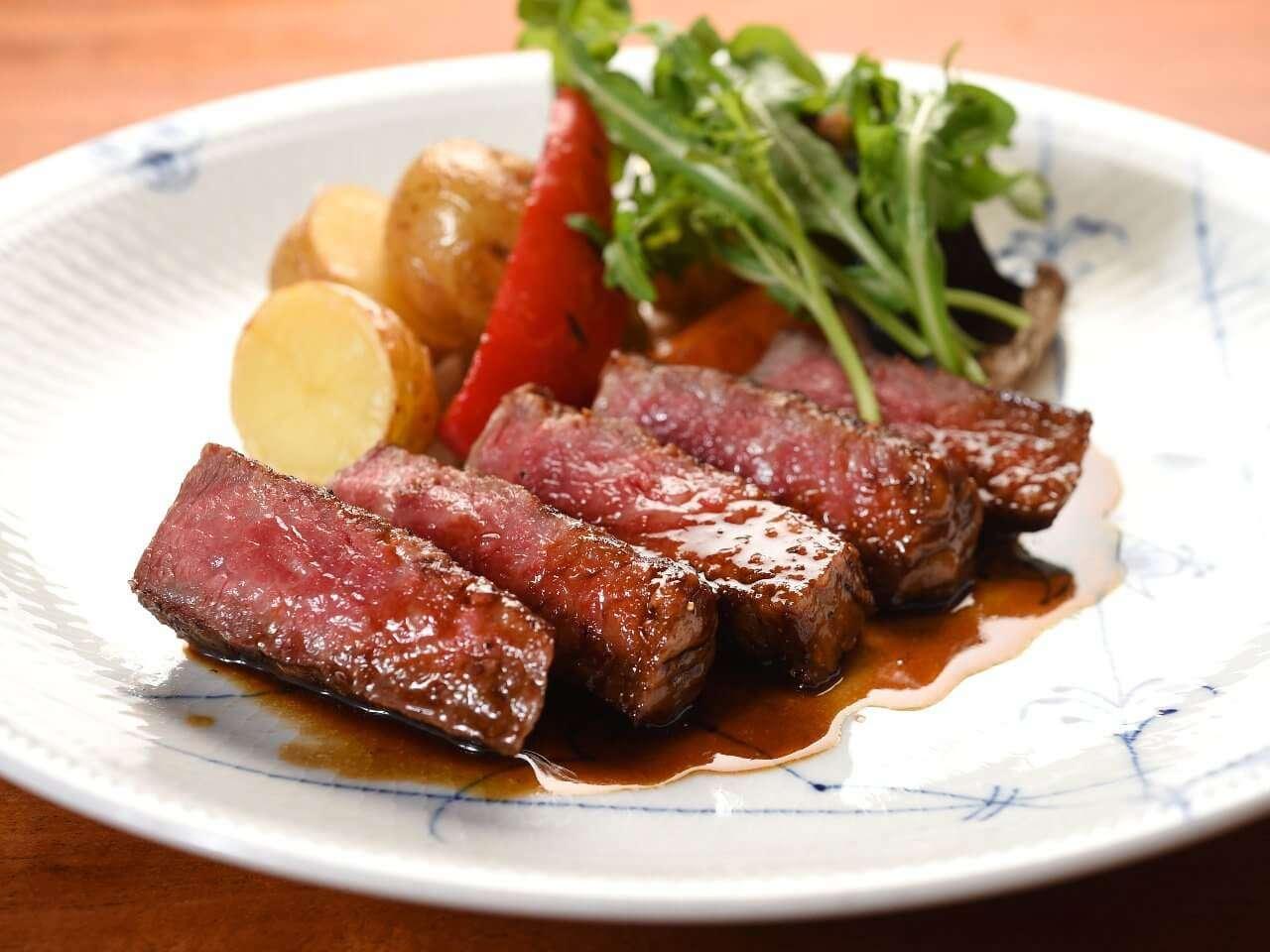 menu san valentino carne