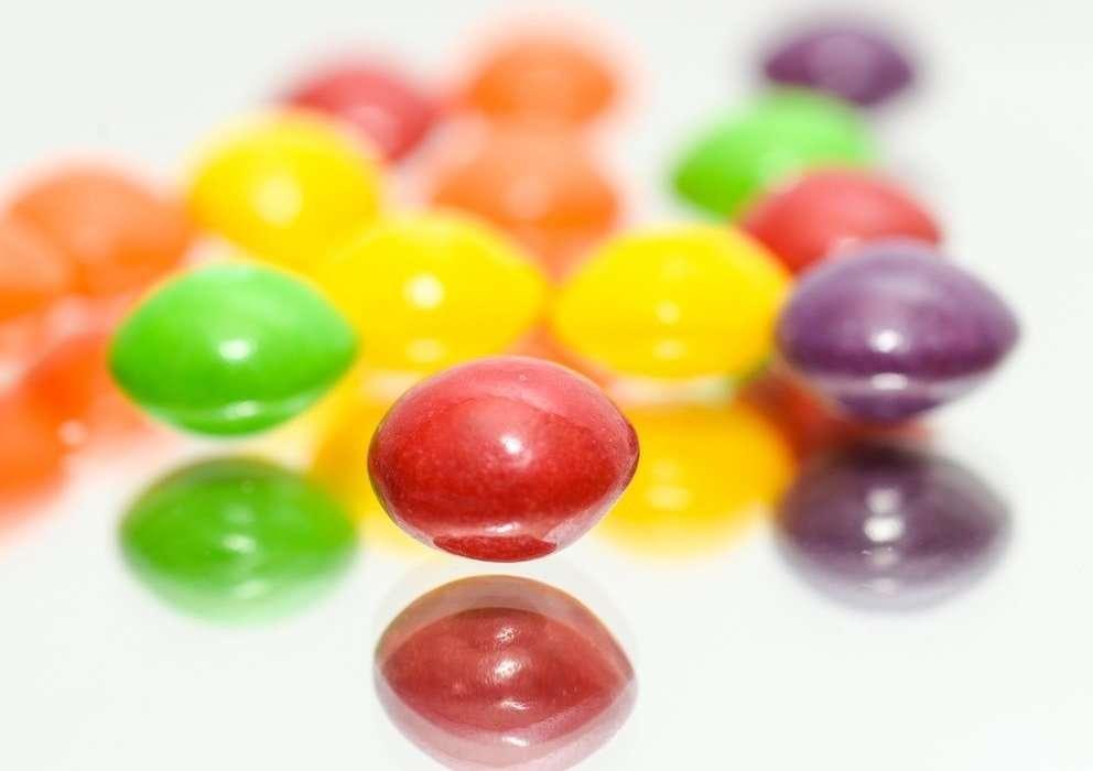 skittles frutta americane