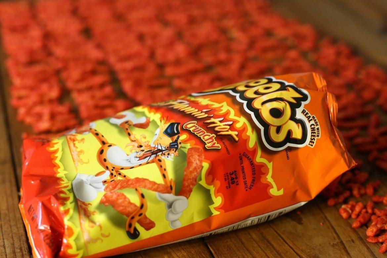 cheetos americane