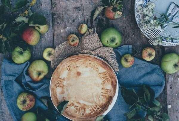 apple pie ricetta