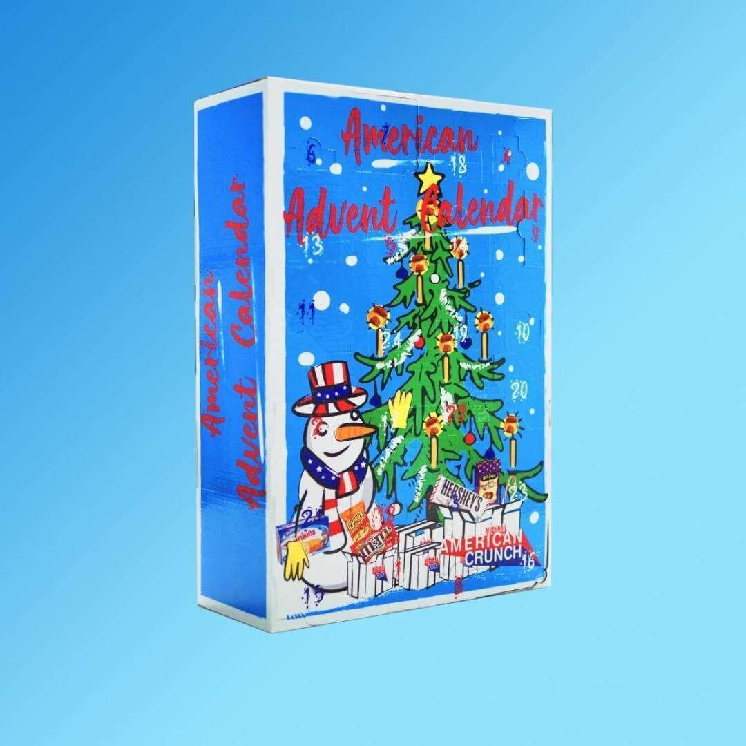 Calendario Avvento Natale
