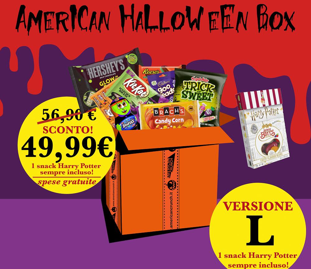 Cibo per Halloween