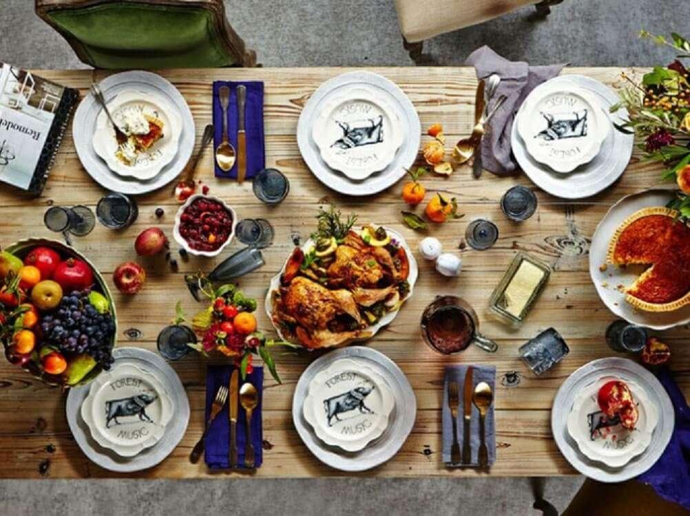 Festa del Ringraziamento in Italia