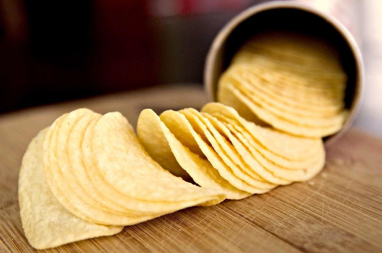 Pringles americane