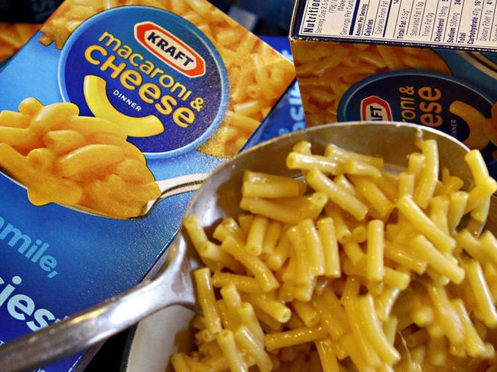 Mac 'N Cheese Kraft