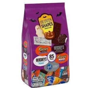 halloween snack assortiti
